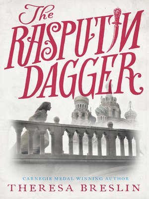 cover image of The Rasputin Dagger