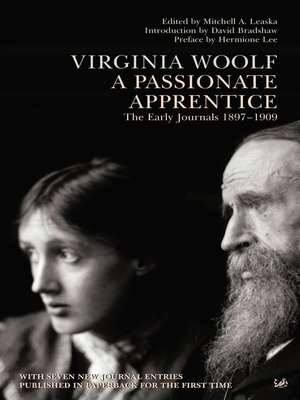 cover image of A Passionate Apprentice