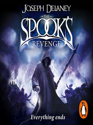 cover image of The Spook's Revenge