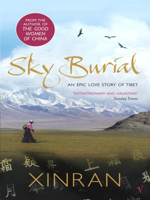 cover image of Sky Burial