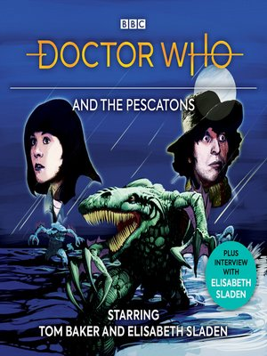 cover image of Doctor Who and the Pescatons