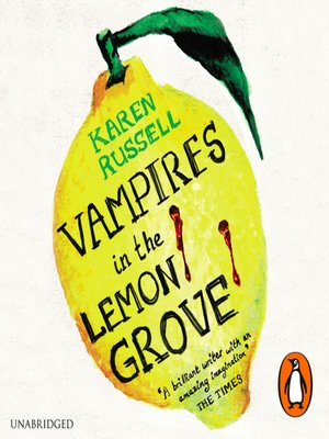 cover image of Vampires in the Lemon Grove