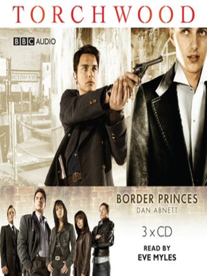 cover image of Torchwood--Border Princes