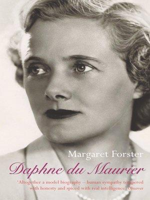 cover image of Daphne Du Maurier