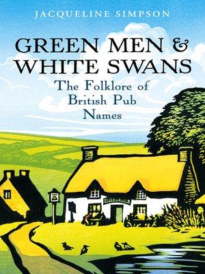 cover image of Green Men & White Swans