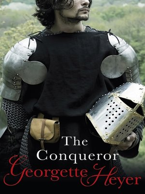 cover image of The Conqueror