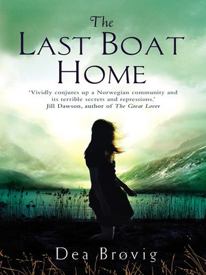 cover image of The Last Boat Home