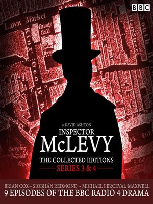 cover image of McLevy the Collected Editions, Series 3 & 4