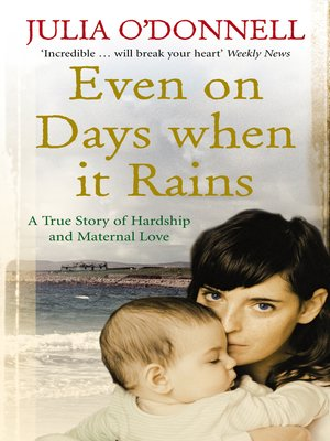 cover image of Even on Days when it Rains