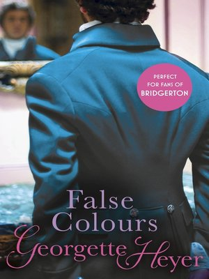 cover image of False Colours