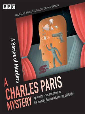 cover image of Charles Paris--A Series of Murders