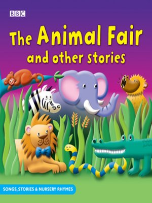 cover image of The Animal Fair & Other Stories
