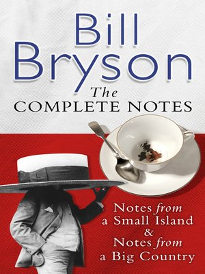 cover image of Bill Bryson the Complete Notes