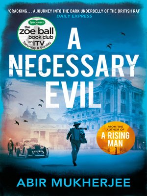 cover image of A Necessary Evil