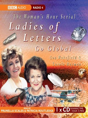 cover image of Ladies of Letters Go Global
