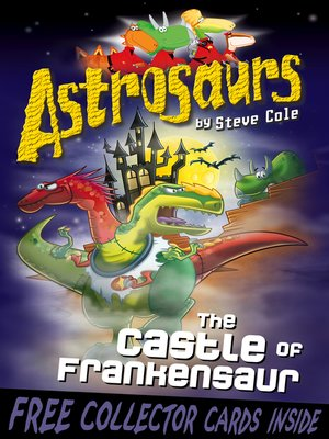cover image of Astrosaurs 22