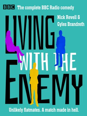 cover image of Living with the Enemy