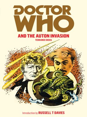 cover image of Doctor Who and the Auton Invasion