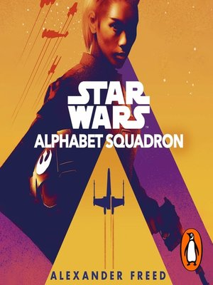cover image of Alphabet Squadron