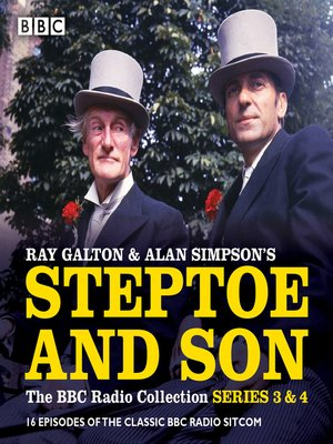 cover image of Steptoe & Son, Series 3 & 4