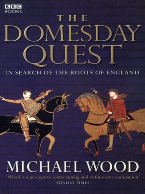 cover image of The Domesday Quest