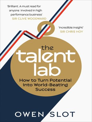 cover image of The Talent Lab