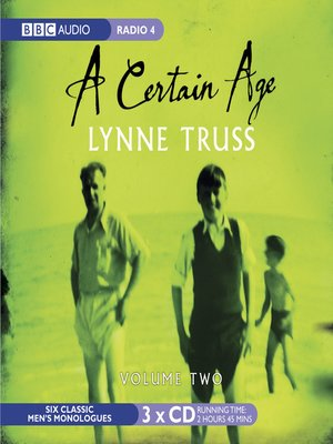 cover image of A Certain Age, Volume 2