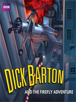 cover image of Dick Barton and the Firefly Adventure