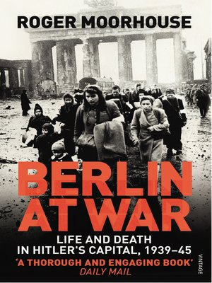 cover image of Berlin at War