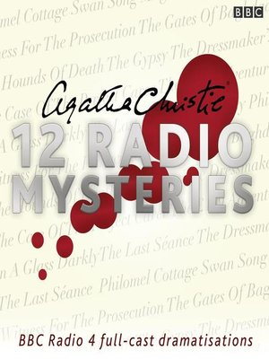 cover image of Agatha Christie, Twelve Radio Mysteries