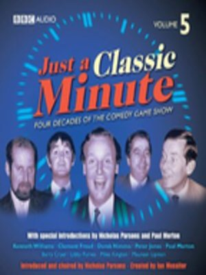 cover image of Just a Minute 5