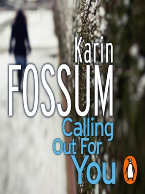 cover image of Calling Out For You