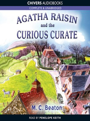 cover image of Agatha Raisin and the Curious Curate