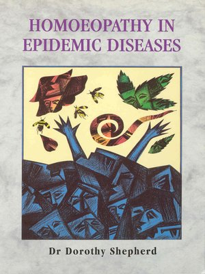 cover image of Homoeopathy In Epidemic Diseases