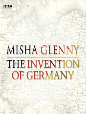 cover image of The Invention of Germany