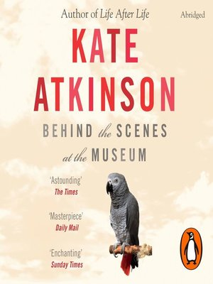 cover image of Behind the Scenes At the Museum