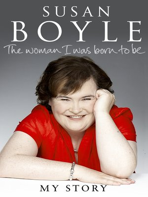 cover image of The Woman I Was Born to Be