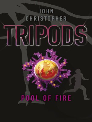 cover image of The Pool of Fire