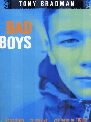 cover image of Bad Boys