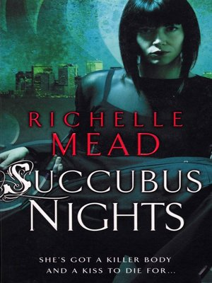 Succubus Revealed Epub