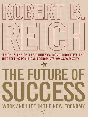 cover image of The Future of Success