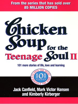 cover image of Chicken Soup For the Teenage Soul II