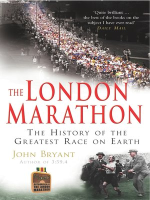 cover image of The London Marathon