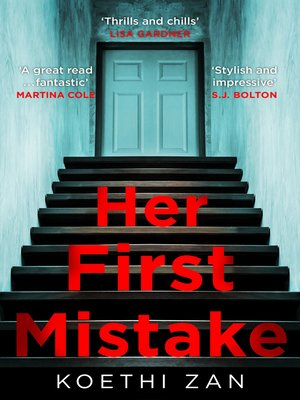 cover image of Her First Mistake