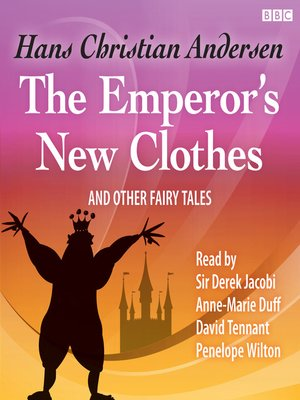 cover image of The Emperor's New Clothes and Other Fairy Tales