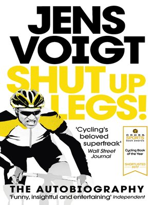 cover image of Shut up Legs!