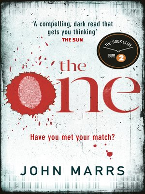cover image of The One