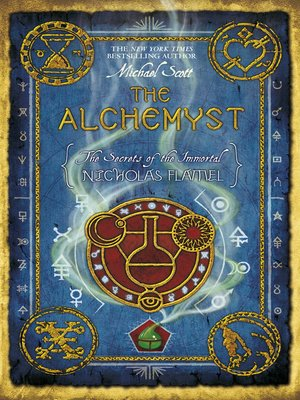 cover image of The Alchemyst