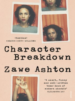 cover image of Character Breakdown