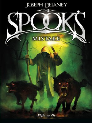 cover image of The Spook's Mistake